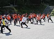 제13회 장애인식개선사업 태백산등반대회 '희망한걸음'