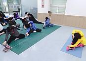 강원도장애인체육회 생활체육지원사업'맞춤형생활체육 건강교실'