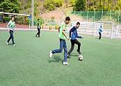강원도장애인 체육회 생활체육지원사업'You star 풋살동호회'