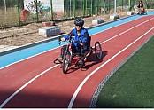 장애인 맞춤형 자전거 지원사업